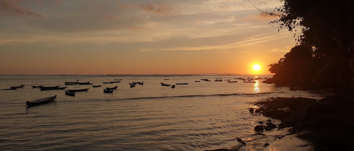 Nusa eilanden bezienswaardigheden
