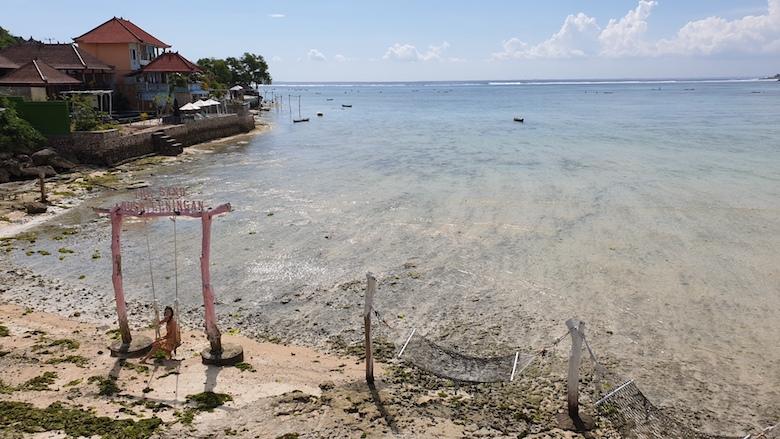 Schommels nusa eilanden