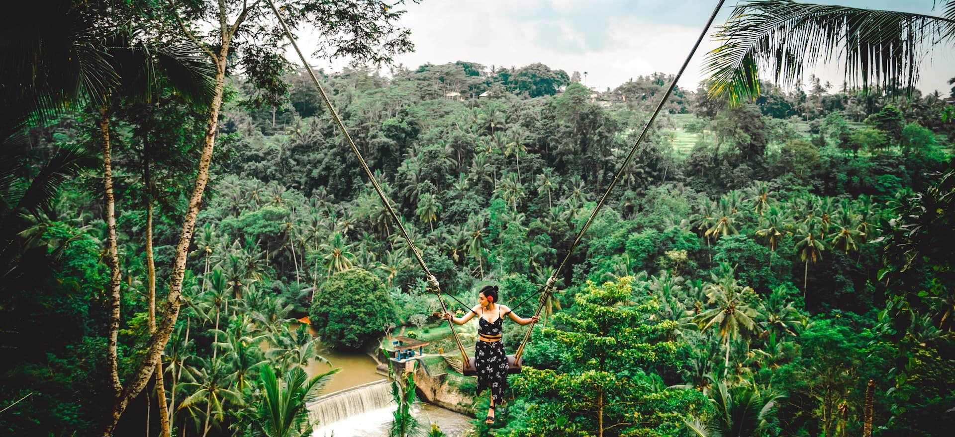 Vakantie naar Bali