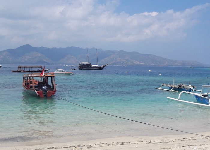 Gili air overnachten tips