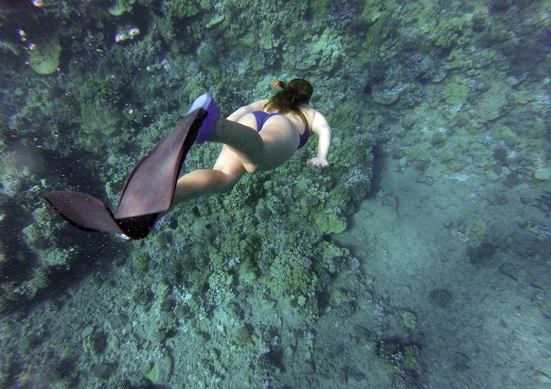 snorkelen pemuteran