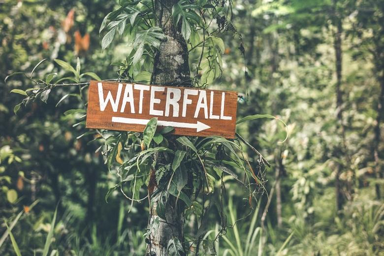 waterval ubud