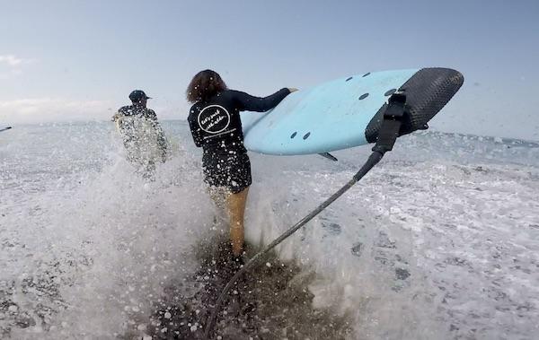 Batu Bolong Surfen
