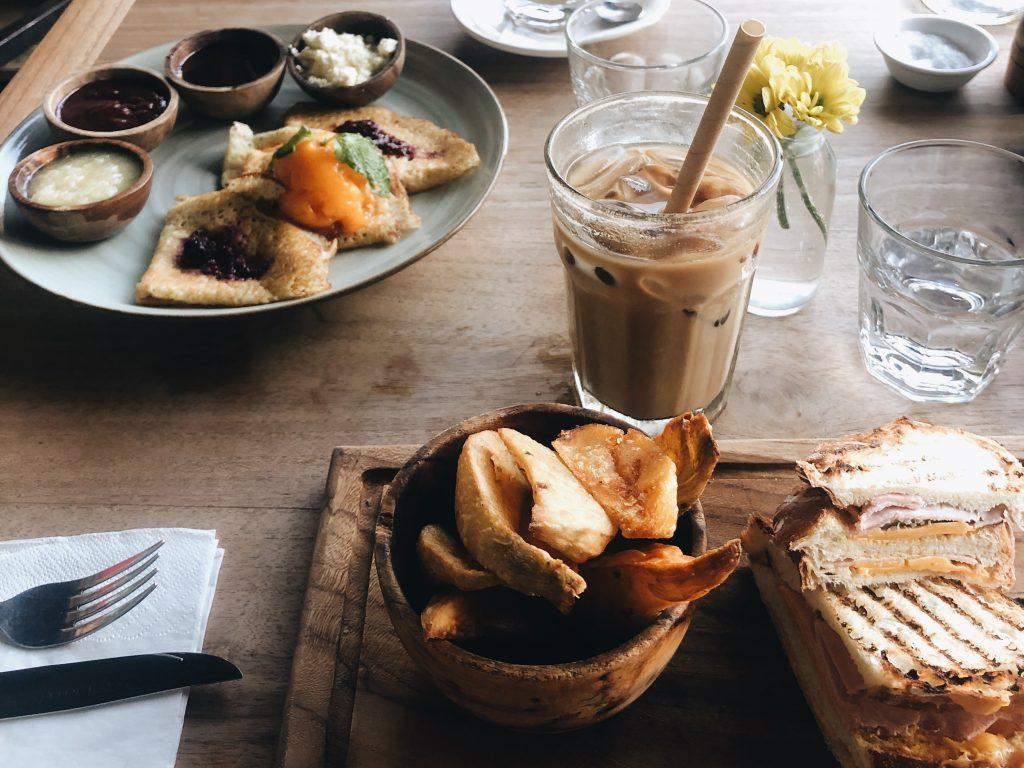Ontbijten canggu tips