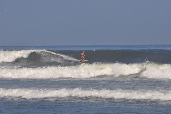 Surfen gevorderden bali