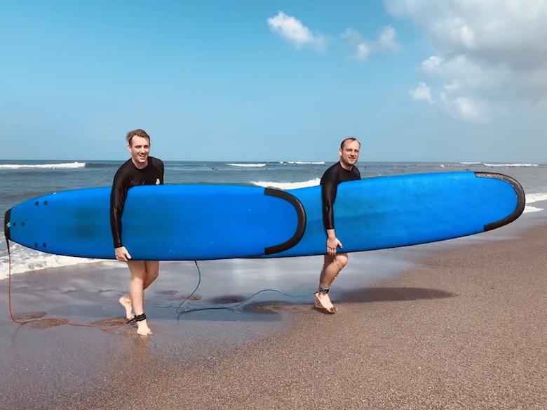 Surfvakantie bali tips