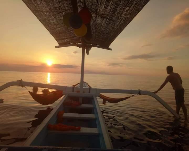 sunset snorkel tour lovina