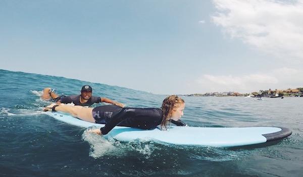 surflessen canggu tips